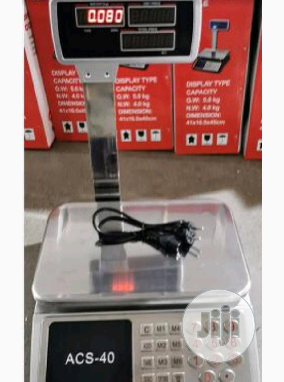 50kg Digital Scale