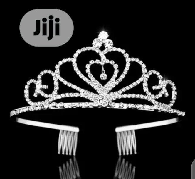Beautiful Bridal Crown