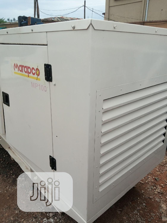 100kva Marapco Perkins Generator