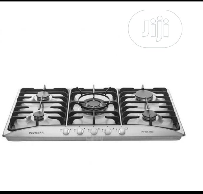 Polystar Stainless Built-in Table Gad Cooker PV-WAO788