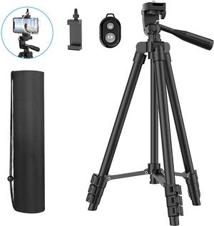 Mobile Phone And Digital Camera Tripod With Remote | Accessories & Supplies for Electronics for sale in Lagos State, Ajah