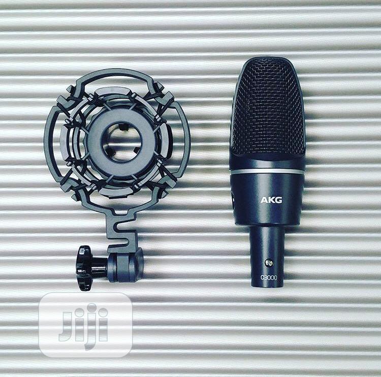AKG C 3000 Condenser Microphone | Audio & Music Equipment for sale in Ojo, Lagos State, Nigeria