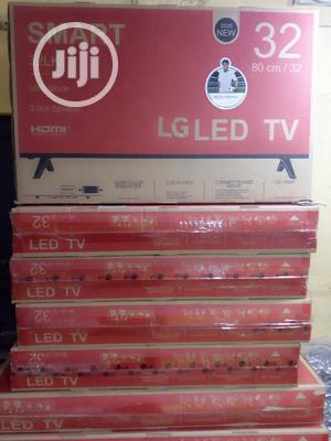 LG Smart TV 32inch | TV & DVD Equipment for sale in Lagos State, Ikorodu