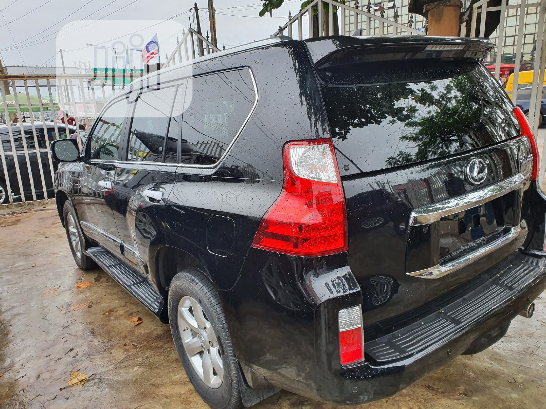 Lexus GX 2011 460 Premium Black   Cars for sale in Ikeja, Lagos State, Nigeria