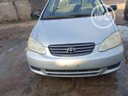 Toyota Corolla 2003 Silver   Cars for sale in Lagos State, Ikeja