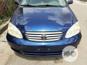 Toyota Corolla 2004 Blue | Cars for sale in Lagos State, Ajah