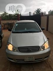 Toyota Corolla 2004 LE Silver   Cars for sale in Ogun State, Abeokuta South