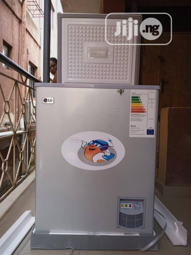Archive: LG Deep Freezer 150 Liter
