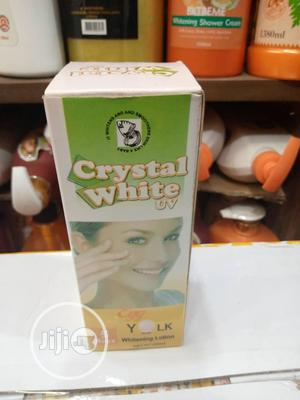 Quality Crystal White UV Organic Egg Yolk | Skin Care for sale in Lagos State, Lekki