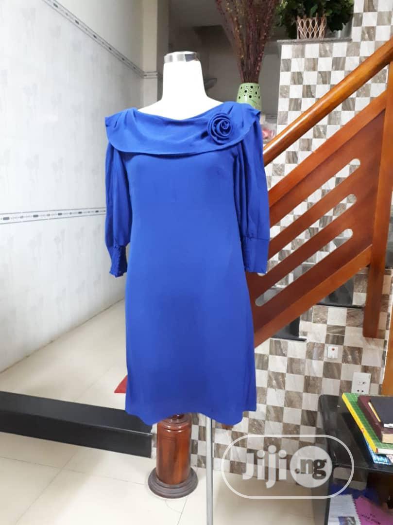 Female Wears Vietnam Gown