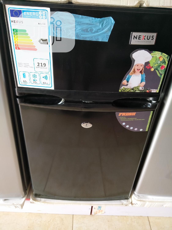 Nx-130- Nexus 2door Refrigerator- Black