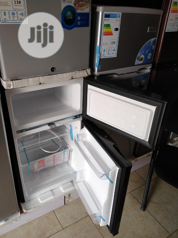 Nx-130- Nexus 2door Refrigerator- Black   Kitchen Appliances for sale in Central Business Dis, Abuja (FCT) State, Nigeria