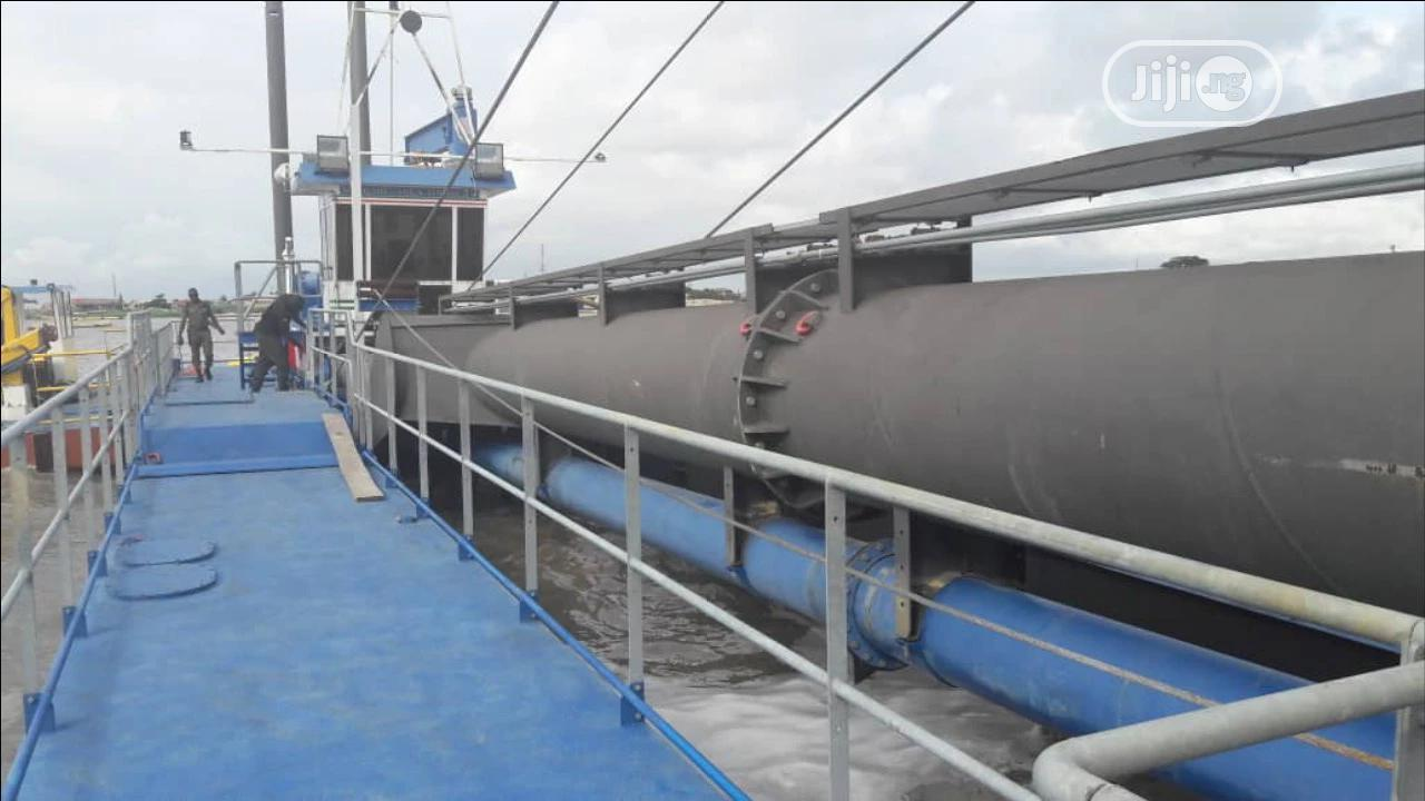 Standard Foreign Dredger For Sale