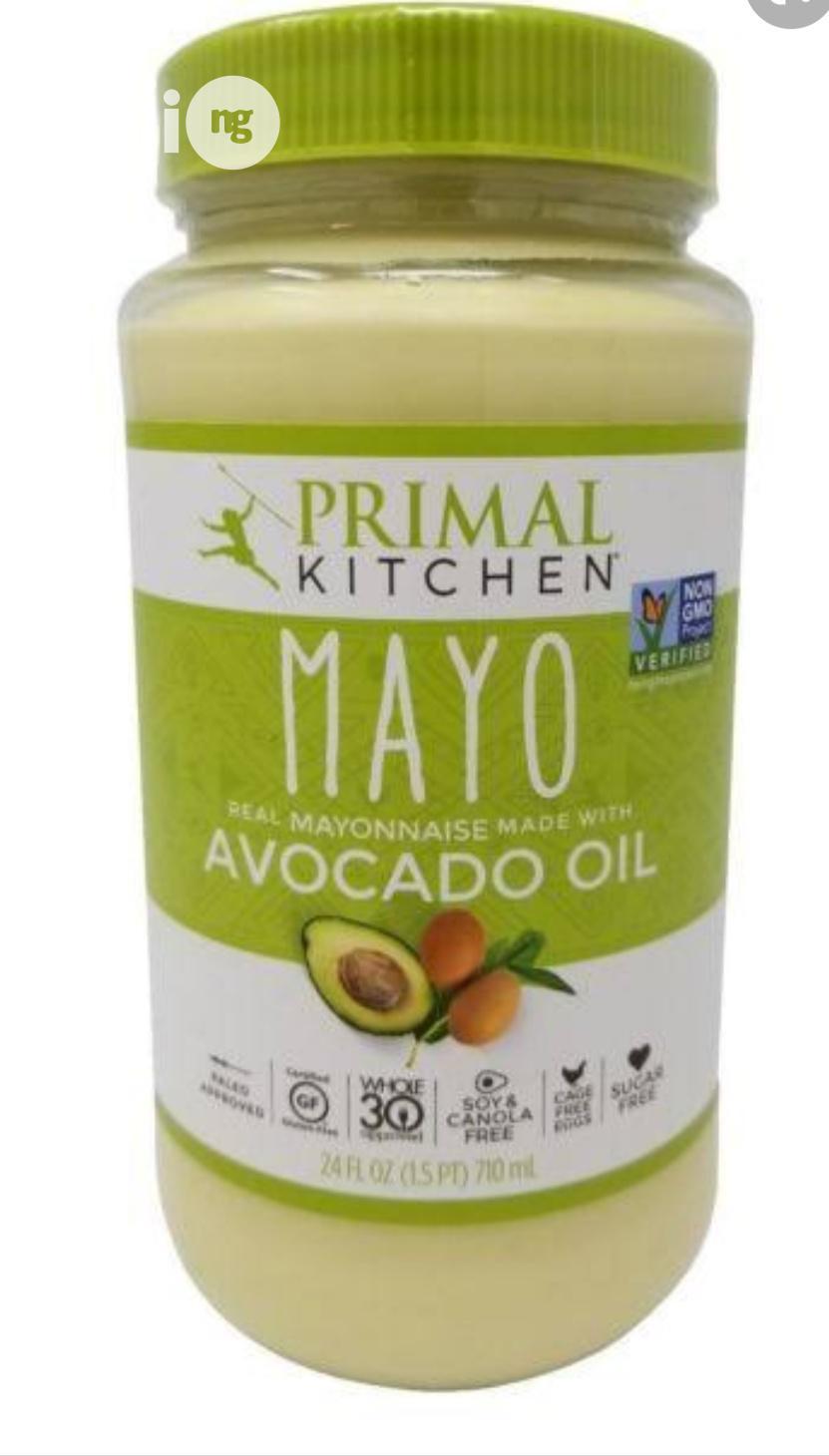 Primal Kitchen Avocado Mayonnaise