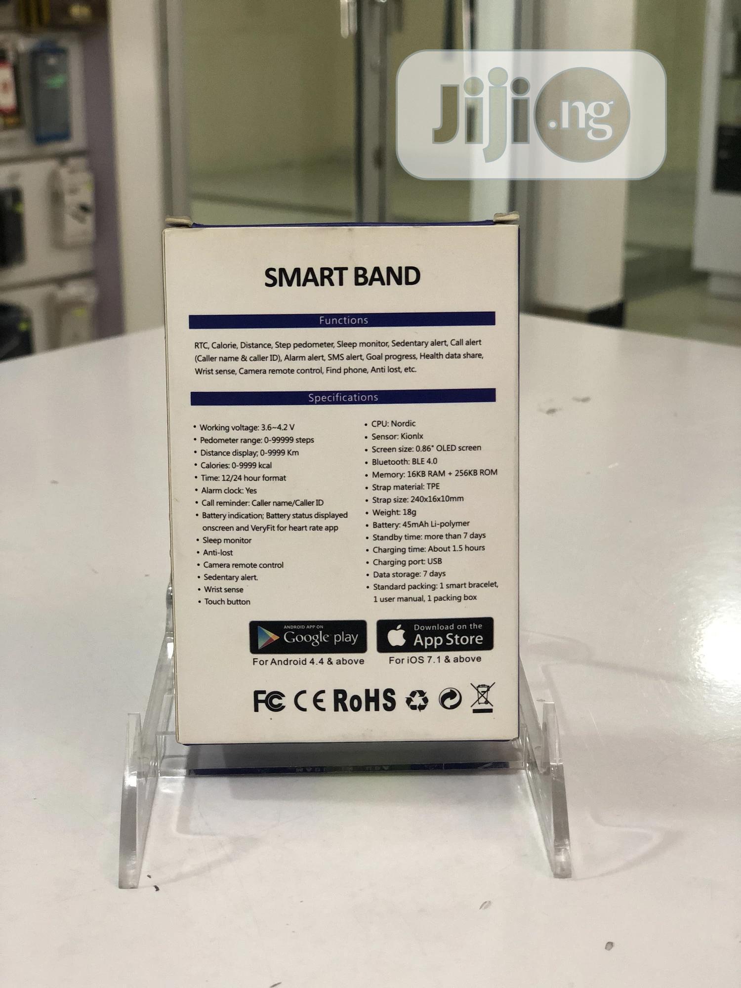 Smart Bracelet | Smart Watches & Trackers for sale in Lekki, Lagos State, Nigeria