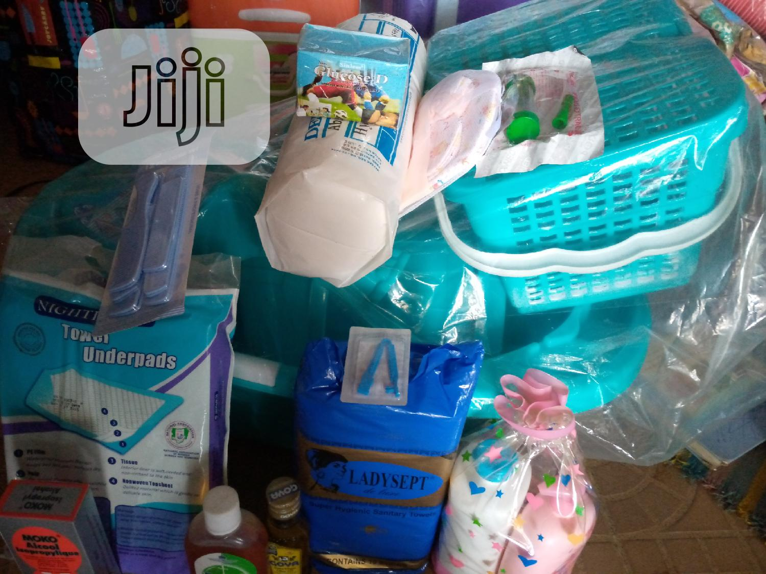 Delivery Kits For Baby And Big Baby Bath
