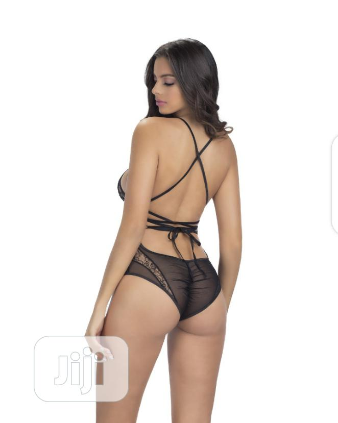 Teddy Lace, Satin & Back Strappy - Sexy Lingerie | Clothing for sale in Agboyi/Ketu, Lagos State, Nigeria