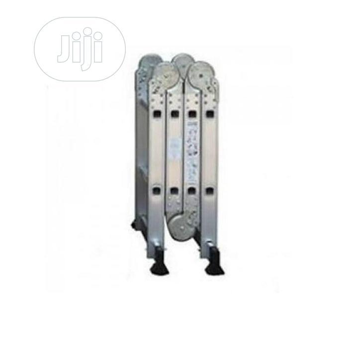 Multipurpose 4x2 Foldab Aluminium With Twin Stabilizers
