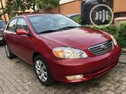 Toyota Corolla 2004 LE Red   Cars for sale in Lagos State, Yaba