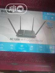 Dlink AC1200 Router | Networking Products for sale in Lagos State, Ikeja