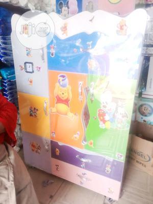 Baby/Children Quality Wooden Wardrobe   Children's Furniture for sale in Lagos State, Ikorodu