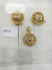 Romanian Gold Set Earrings | Jewelry for sale in Lagos State, Ikeja