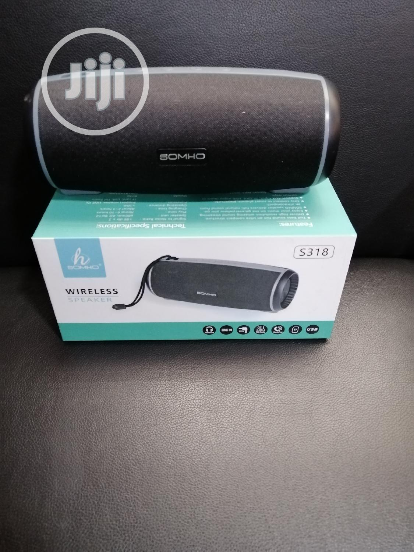 Somho S318 Bluetooth Speaker