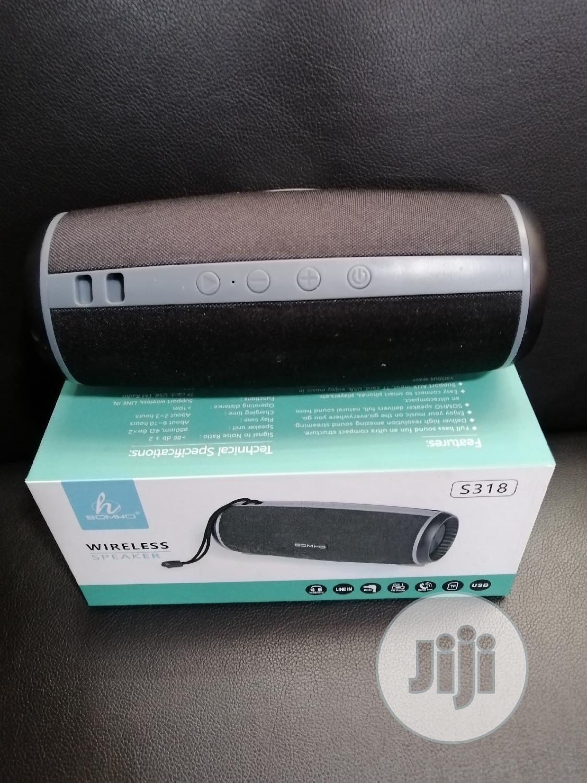 Somho S318 Bluetooth Speaker | Audio & Music Equipment for sale in Ikeja, Lagos State, Nigeria