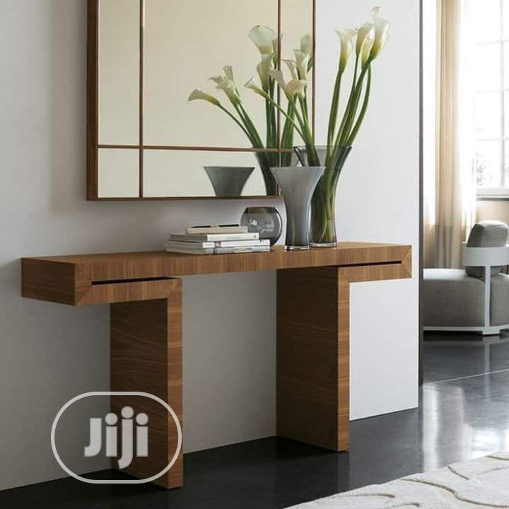 Console Table With Mirror | Home Accessories for sale in Lekki Phase 2, Lagos State, Nigeria