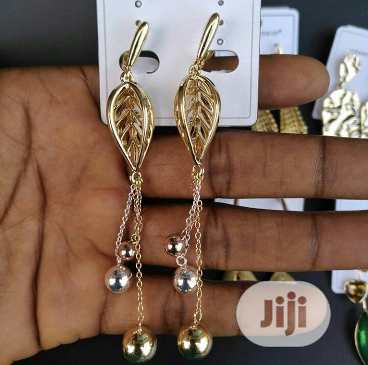 Viennoise Earrings