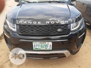 Land Rover Range Rover Evoque 2012 Black | Cars for sale in Lagos State, Lekki Phase 1