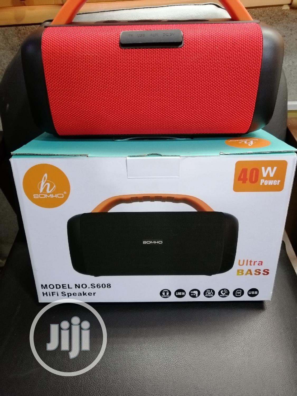 Somho S608 Bluetooth Speaker
