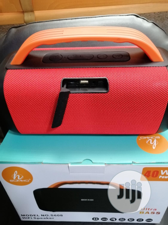 Somho S608 Bluetooth Speaker | Audio & Music Equipment for sale in Ikeja, Lagos State, Nigeria