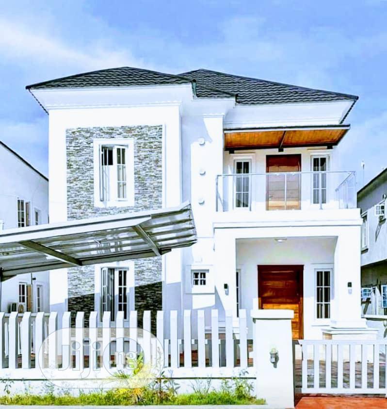 5bedroom Fully Detached Duplex In Lekki County