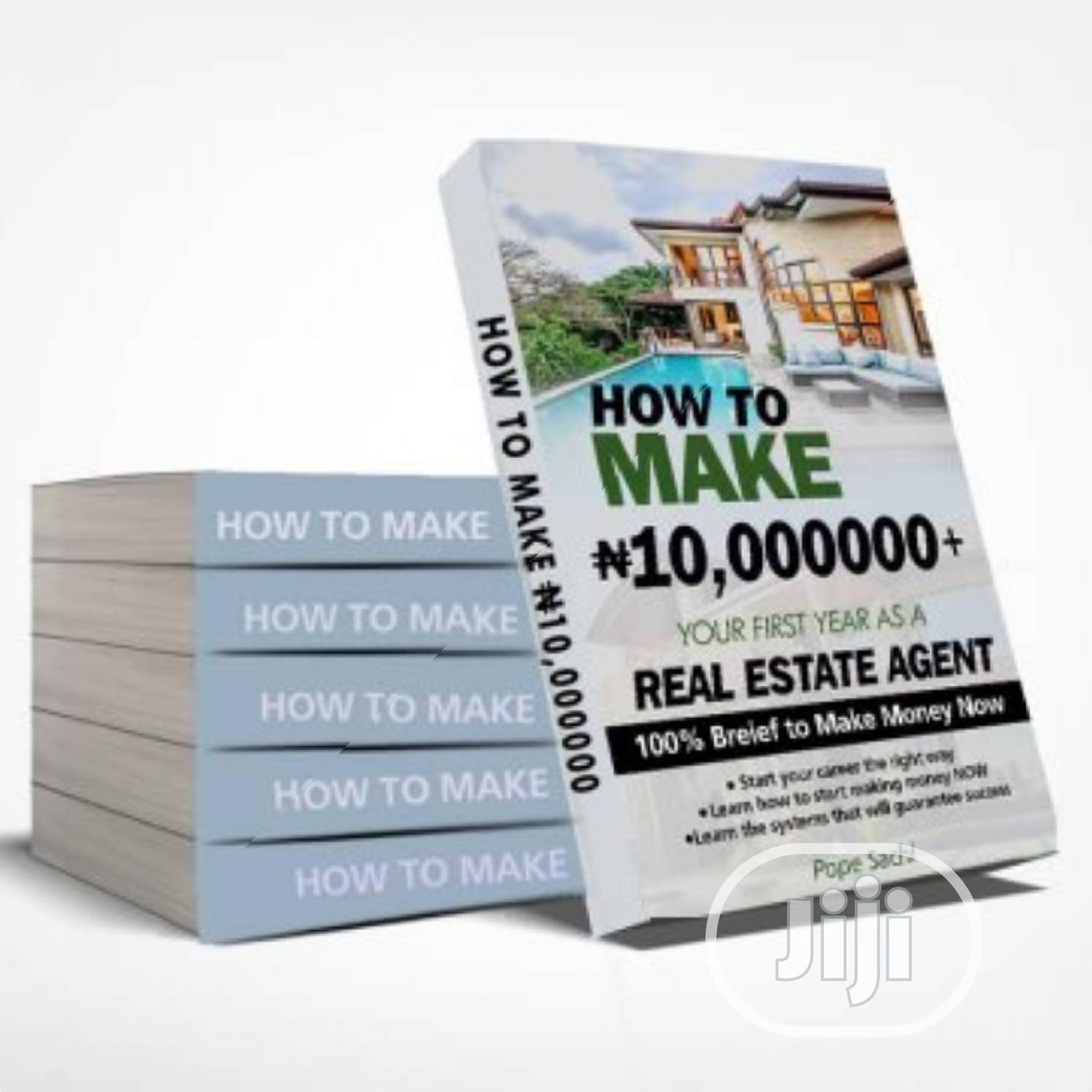 Best E Book on How to Make Millions in Real Estate Business