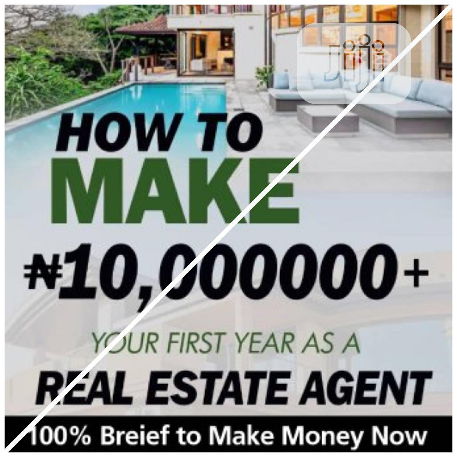 Best E Book on How to Make Millions in Real Estate Business | Books & Games for sale in Lekki, Lagos State, Nigeria