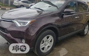Toyota RAV4 2017 Brown   Cars for sale in Lagos State, Surulere