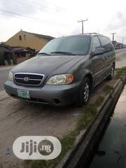 Kia Sedona EX 2004 Green   Cars for sale in Lagos State, Ibeju