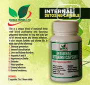 Internal Detoxification | Vitamins & Supplements for sale in Lagos State, Ikotun/Igando