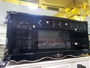 Good Quality Royal Fire Frame Tv Shelf | Furniture for sale in Lagos State, Lekki