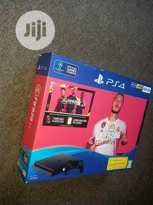 SONY Ps4 500gb Slim Console | Video Game Consoles for sale in Lagos State, Ikeja
