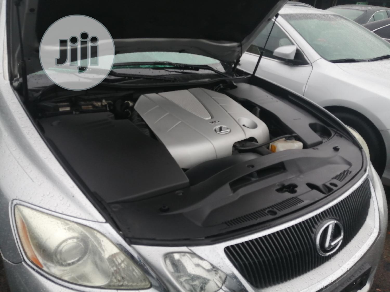 Archive: Lexus GS 350 2008 Silver