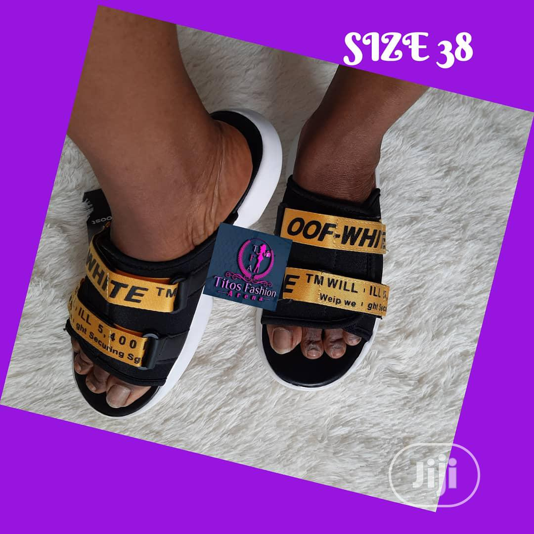 Unisex Casual Slippers