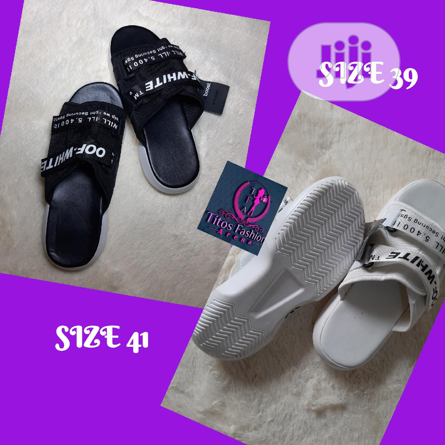 Unisex Casual Slippers | Shoes for sale in Ifako-Ijaiye, Lagos State, Nigeria