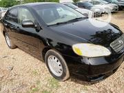 Toyota Corolla 2003 Sedan Black | Cars for sale in Abuja (FCT) State, Central Business Dis