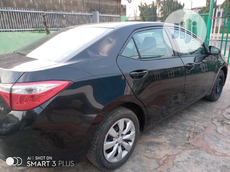 Toyota Corolla 2015 Black | Cars for sale in Alimosho, Lagos State, Nigeria