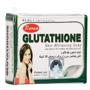 Renew Glutathione Whitening Soap   Bath & Body for sale in Lagos State, Alimosho