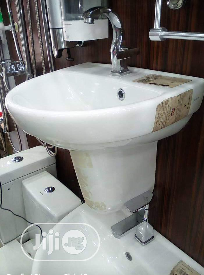 Wash Hand Basin | Plumbing & Water Supply for sale in Orile, Lagos State, Nigeria