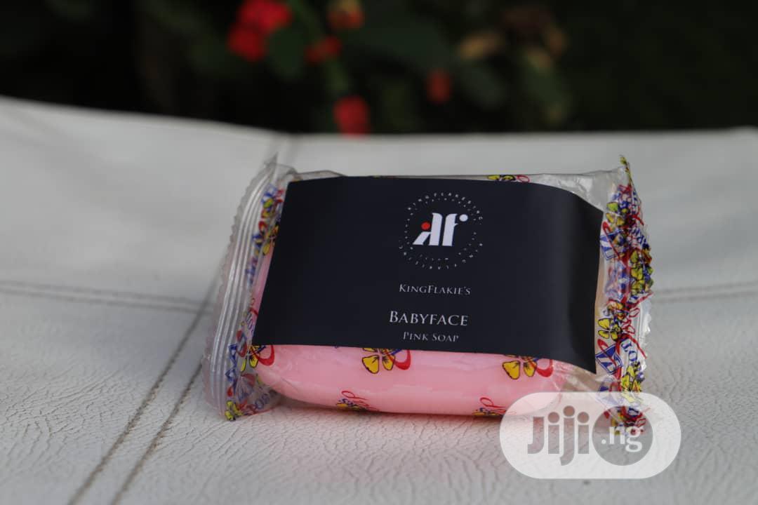 Kingflakie's BABYFACE Anti-pimples Soap | Bath & Body for sale in Yaba, Lagos State, Nigeria