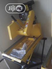 Stone And Bricks Cutting Machine.   Manufacturing Materials & Tools for sale in Lagos State, Lagos Island